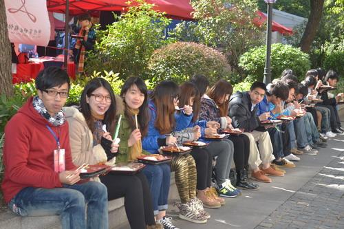 首届广东大学生社团节隆重举行图片